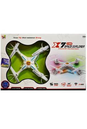 Gümüş 90327Bg Kamerasız Quadcopter