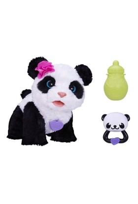 Hasbro A7275 Oyuncu Panda Pompom Furreal +4 Yaş