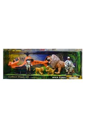 Kızılkaya 127-47-49-53 Kt.Safari Set Hayvanlı