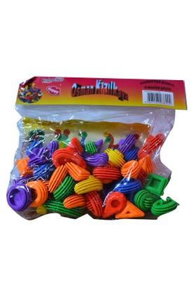 Kızılkaya 1111196 Poşetli Lego Serisi