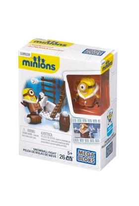 Cnf47 Mb Minions Karda Macera Oyun Seti Megabloks +5 Yaş