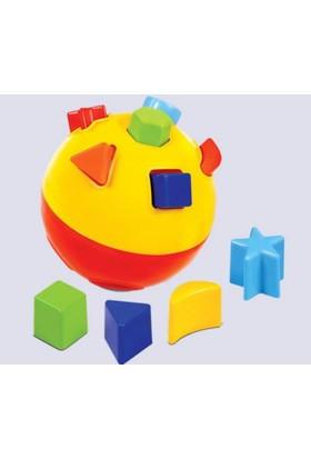 Mgs Oyuncak 0626 Bultak Top (Fileli)