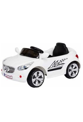 Baby2go 65049 Akülü Araba Beyaz