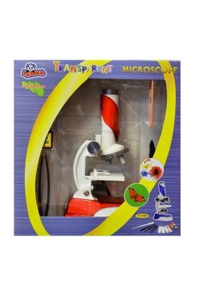 Vardem Oyuncak 9908E Şeffaf 7.5 Mikroskop