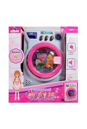 Vardem Oyuncak 66024 Kutulu Çamaşır Makinası Sesli Işıklı