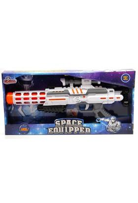 Vardem Oyuncak Lm666-7 Kutulu Işıklı Sesli Tekli Büyük Uzay