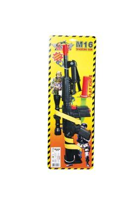 Özdemir Oyuncak 108Dk Kart.M-16 Tüfek (Kartela)