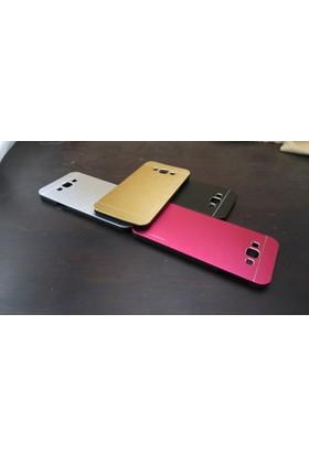 Motomo Samsung Galaxy A8 Motomo Kılıf Silver