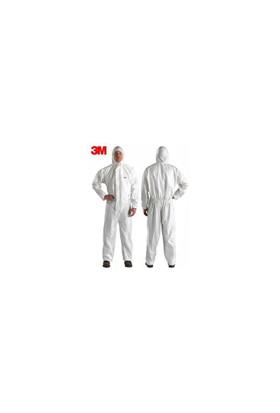 3M Koruyucu Giysi 4510 L Beyaz