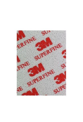 3M Sünger Zımpara Superfine 03810