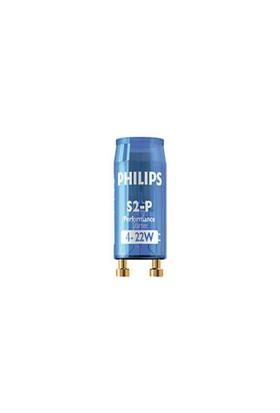 Philips 4-22W Floresan Ampul Starteri