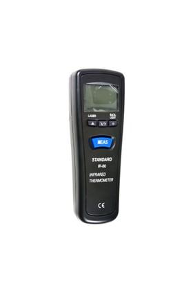 Haksatelektrik Ir80 St Infrared Isı Dedektörü Termometre