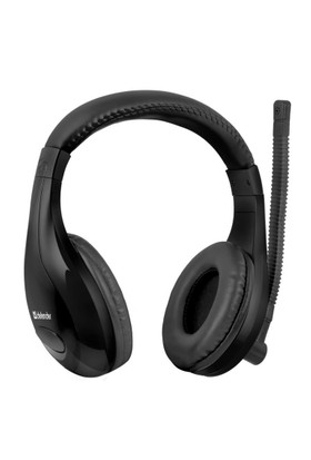 Defender Warhead G-170 Kulaküstü Oyuncu Kulaklık Siyah