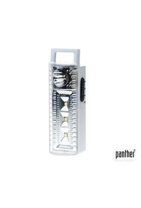 Panther 4 Ledli Pilli Mini Işıldak Fener 7370 Kd