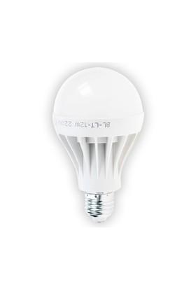 12 Watt Led Ampul E27 Duy 6500K Beyaz Kd