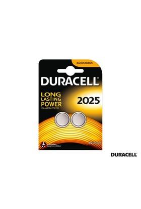 Duracell Cr2025 Lithium 3V Pil 2 Adet Kd