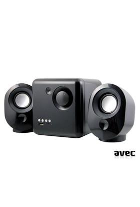 Avec Av2030 Müzik Çalar 2.1 Ses Sistemi Hoparlör