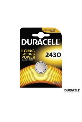 Duracell Cr 2430 Lithium 3V Pil 1Li