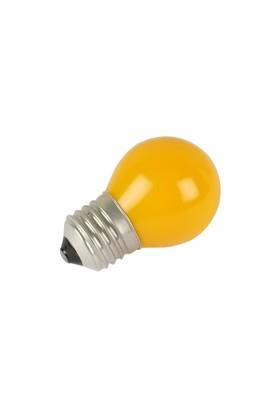 MAXIMA - Sarı Renkli Ampul - 15W - 10 Adet