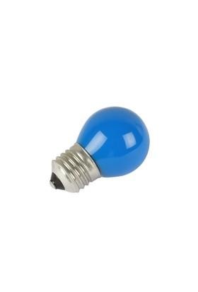 MAXIMA - Mavi Renkli Ampul - 15W - 10 Adet