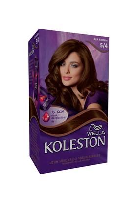 Koleston Kit 5/4 Açık Kestane