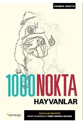 1000 Nokta: Hayvanlar - Thomas Pavitte