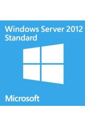 Mıcrosoft Windows Server Standart 2012 R2 Trk Oem 2 Cpu (Cal İçermez) 64 Bit P73-06178