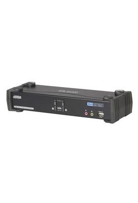2 Port Usb Dvı Dual Link Kvmp Switch, 3D Desteği