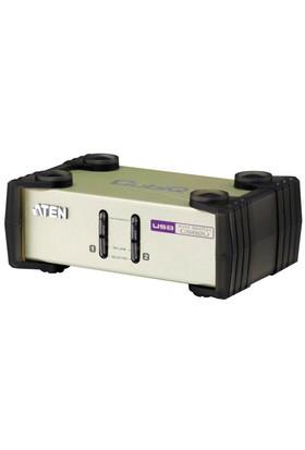 2 Port Ps/2-Usb Kvm Switch