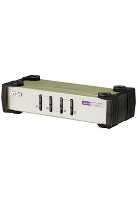 4 Port Ps/2-Usb Kvm Switch
