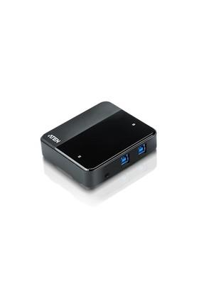Usb Arayüzüne Sahip Cihazları Paylaştıran Switch, Usb 3.0 , 4 Pc, 2 Usb Cihaz (2-Port Usb 3.0 Peripheral Sharing Device)
