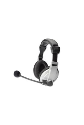 Ednet Stereo Multimedya Kulaklık, Mikrofonlu