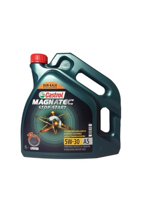 Castrol Magnatec STOP-START 5W-30 A5 4Litre