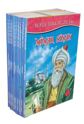 Büyük Türk Bilginleri Dizisi (10 Kitap) - İsmail Bilgin