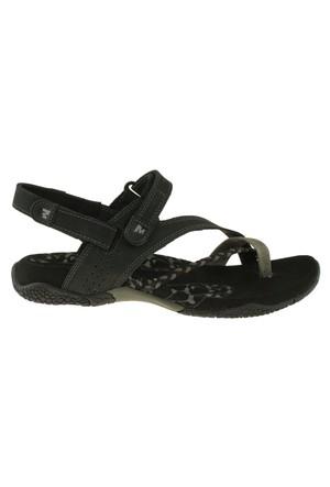 Merrell J36504 Siena P.a Siyah Kadın Sandalet