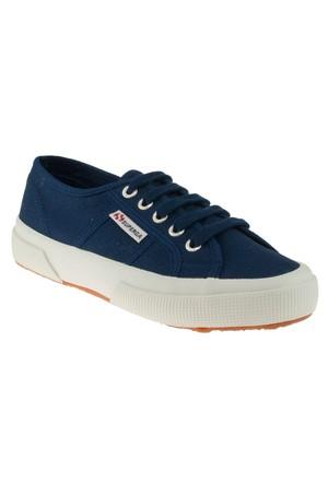 Superga 2750 Cotu Classic Mavi Çocuk Spor Ayakkabı