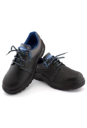 Mekap Çelik Burunlu İş Güvenliği Ayakkabısı