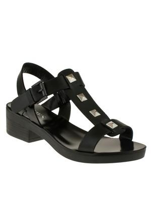 Yees 247 337Z Siyah Sandalet