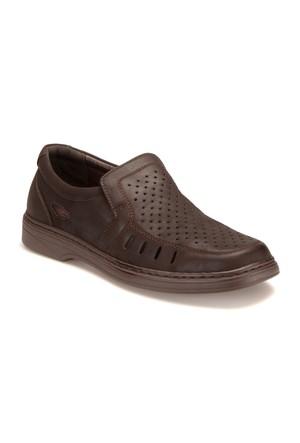 Flexall Y96-99E-763 M 3146 Kahverengi Erkek Sandalet
