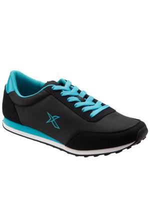 Kinetix 1232681 Lacivert Turkuaz Kadın Sneaker