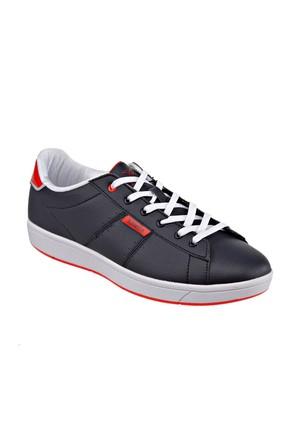 Kinetix 1230063 Lacivert Turuncu Kadın Sneaker