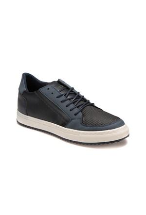 Oxide Ogo M 1597 Lacivert Erkek Deri Sneaker