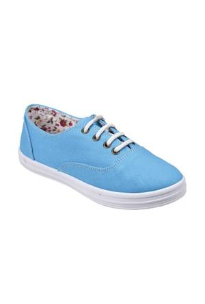 Polaris 61.508256.F Mavi Kız Çocuk Ayakkabı