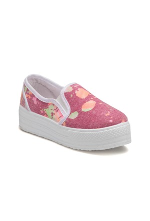 Seventeen Multı Pembe Kız Çocuk 337 Ayakkabı
