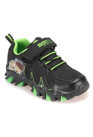 Ben Ten A3311003 Siyah Erkek Çocuk Sneaker Ayakkabı