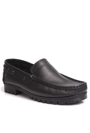 Se-Sa 737400 041 013 Erkek Siyah Kışlık Ayakkabı