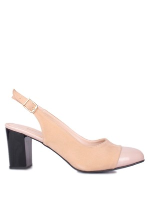 Loggalin 375550 031 325 Kadın Bej Günlük Ayakkabı