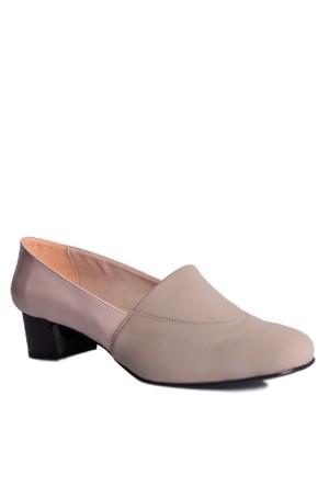 Loggalin 375020 031 320 Kadın Bej Günlük Ayakkabı
