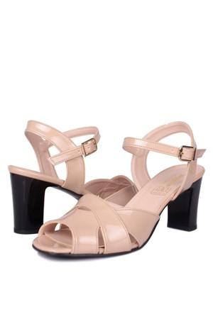 Loggalin 375186 031 320 Kadın Ten Günlük Ayakkabı