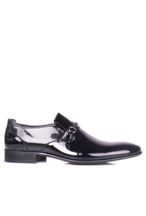 Erkan Kaban 956 071 020 Erkek Siyah Klasik Ayakkabı